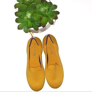 Rothy's Lemondrop sold out loafer amazing sz 4